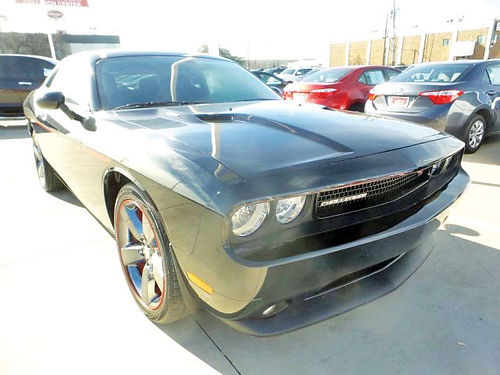 13 DODGE CHALLENGER RT AC DUAL ALLOYS AUTO V8 2 PTS DH667927 866 213-4016 311MES