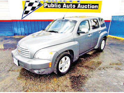 07 CHEVY HHR LT AC DUAL ALLOYS AUTO 4 PTS 13674 214 442-0747 3948