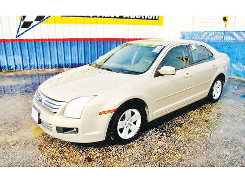 07 FORD FUSION SE AC DUAL ALLOYS AUTO 4 PTS 13911 214 442-0747 4986
