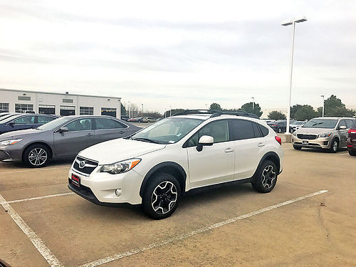 14 SUBARU XV CROSSTEK 20I ALLOYS BLUETOOTH PIEL 40000K CD LOW TIRE PRESSURE WARNING AWD E83