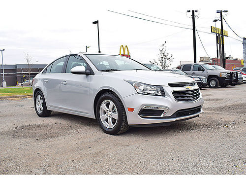 15 CHEVY CRUZE LT 6800 214 317-4209 1899ENG
