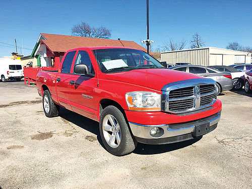 06 DODGE RAM 1500 AUTO AC TELEC CD 713 742-0700