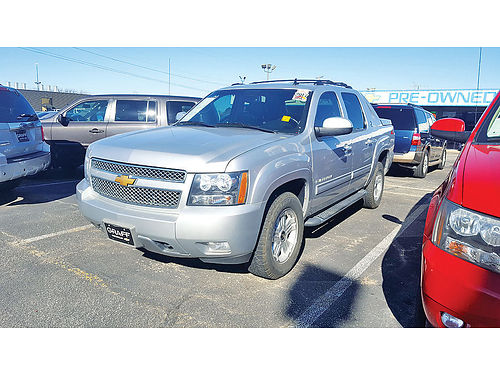 13 CHEVY AVALANCHE Z71 AC DUAL ALLOYS AUTO LUXURY PACKAGE PIEL SUPER LIMPIA 4 PTS COVERTOR