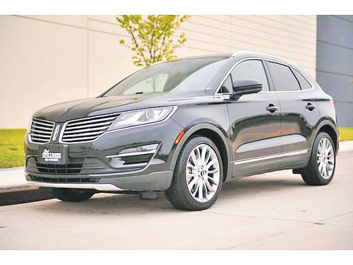 15 LINCOLN MKC S AUTO BLUETOOTH CAMARA TRASERA CUSTOM RIMS LUXURY PACKAGE PIEL QUEMAC SISNAV