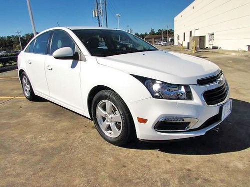 2016 chevrolet cruze cars and vehicles houston tx. Black Bedroom Furniture Sets. Home Design Ideas