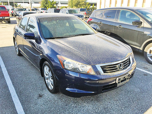 08 HONDA ACCORD 1614 713 568-3209 6977