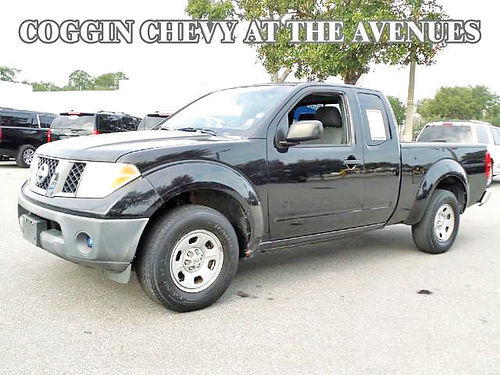 06 NISSAN FRONTIER AC DUAL ALLOYS BLUETOOTH SUPER LIMPIA 2 PTS EXT CAB 444 133-4693 4650