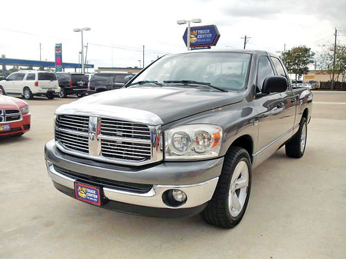 08 DODGE RAM 1500 ALLOYS AUTO V8 4 PTS T1888 800 348-6330
