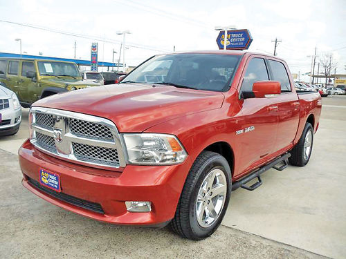 09 DODGE RAM 1500 ALLOYS AUTO ESTRIBOS V8 4 PTS R1837 800 348-6330