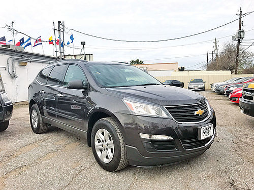 14 CHEVY TRAVERSE LT ALLOYS TVDVD 4 PTS AC TELEC CD VAJUST 713 574-5050