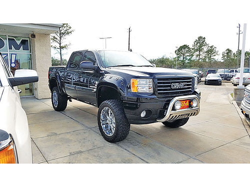 13 GMC SIERRA ALL TERRAIN Z71 4X4 4X4 AC DUAL ALLOYS AUTO ESTRIBOS LIFTED 4 PTS TAPA P827