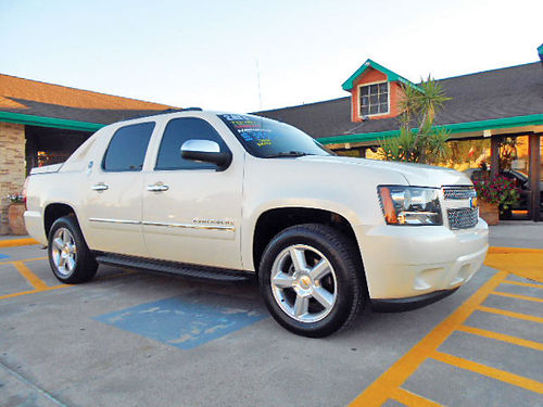 13 CHEVY AVALANCHE LIMITED QUEMAC PIEL AUTO TV-DVD 73K MILLAS V8 713 780-1616 25650