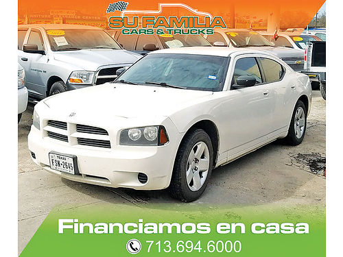 08 DODGE CHARGER  713 694-6000 4450