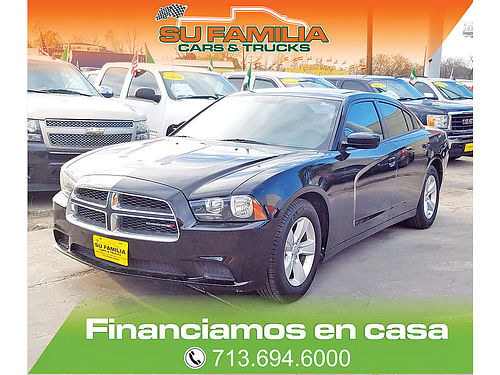 12 DODGE CHARGER  713 694-6000 999ENG