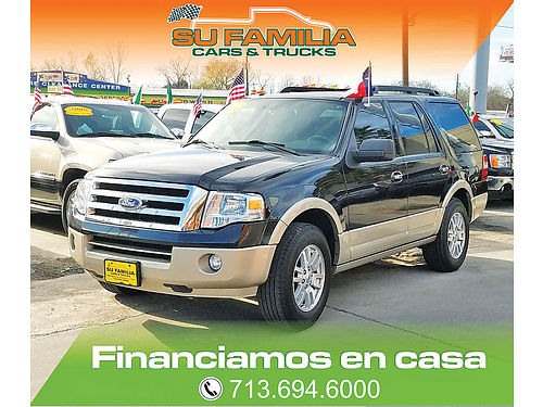 10 FORD EXPEDITION  713 694-6000