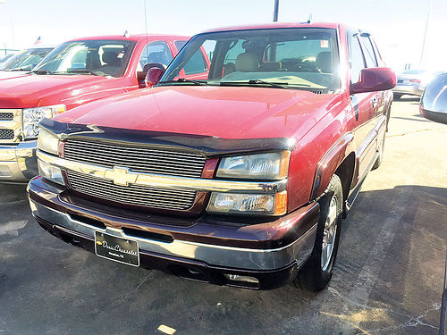 06 CHEVY AVALANCHE 22343 281 769-7435 14995