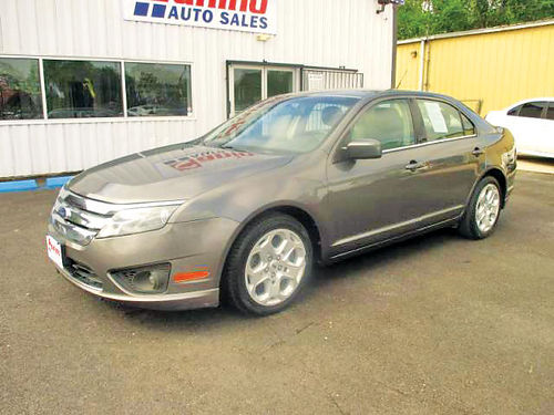 11 FORD FUSION AC DUAL ALLOYS AUTO SUPER LIMPIO 4PTS 281 405-0440 1400ENG