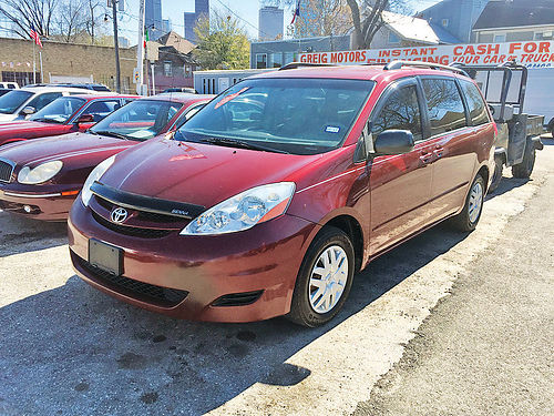 07 TOYOTA SIENNA  713 341-9628 1499ENG