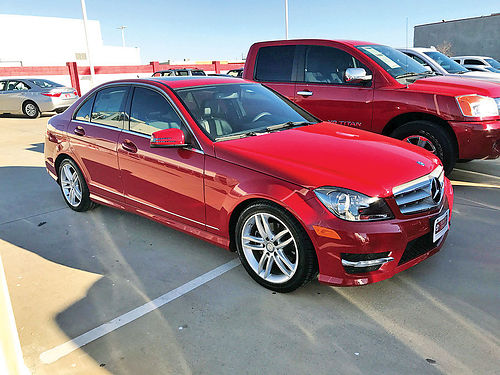 2013 mercedes benz c250 sport cars and vehicles dallas for 2013 mercedes benz c250 sport