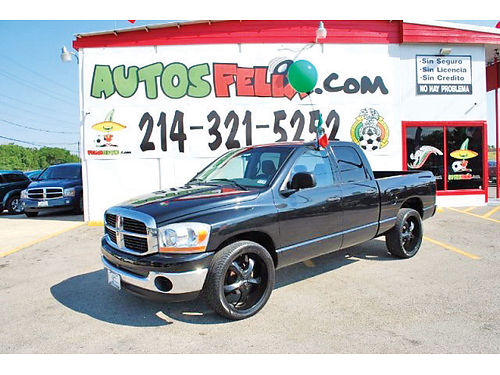 08 DODGE RAM 1500 AC DUAL ALLOYS AUTO 4 PTS 214 321-5252 1000ENG