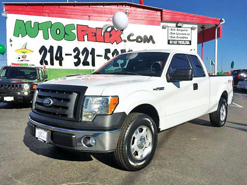 15 FORD F-150 FX4 4X4 AC DUAL ALLOYS AUTO 4 PTS 214 321-5252 1500ENG