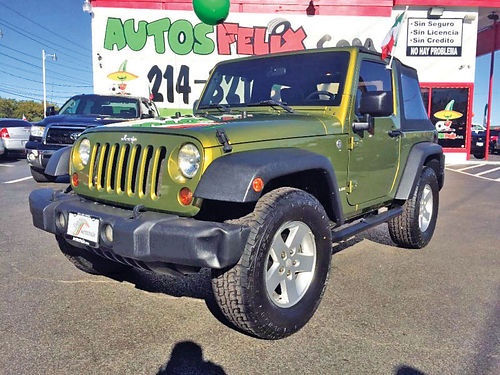 13 JEEP WRANGLER UNLIMITED 4X4 AC DUAL ALLOYS AUTO ESTRIBOS 4PTS 214 321-5252 2500ENG