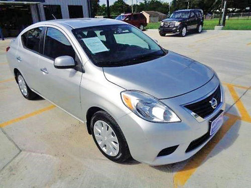 13 NISSAN VERSA 16SV ALLOYS AUTO BLUETOOTH CD TODO ELECTRICO DL888244 214 451-5963 99PAGO