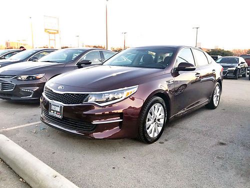 16 KIA OPTIMA LX AC DUAL ALLOYS AUTO 4 PTS PG004147 214 442-0764 119PAGOS