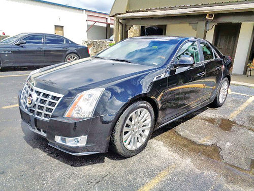 13 CADILLAC CTS PREMIUM AUTO BLUETOOTH CUSTOM RIMS LUXURY PACKAGE PIEL QUEMAC SISNAV 888 61