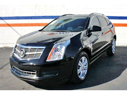 11 CADILLAC SRX ALLOYS AUTO V6 4 PTS AC CRUCERO AMFM CD POLARIZADO KEYLESS ENTRY 469 9