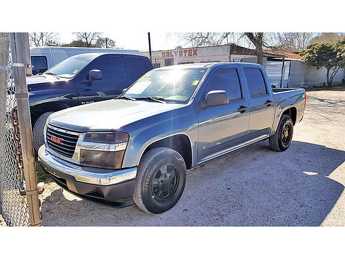 06 GMC CANYON AUTO AC TELEC CD 713 341-9617