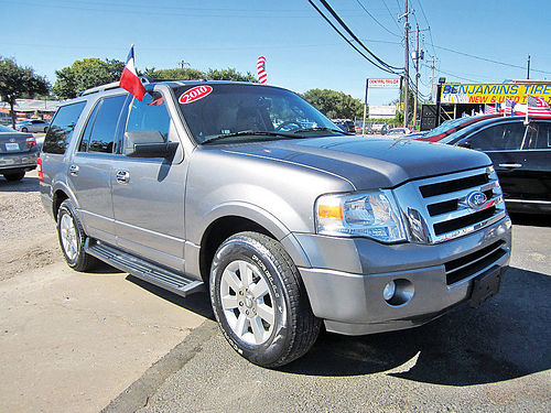 10 FORD EXPEDITION XLT AUTO PIEL QUEMAC TVDVD AC TELEC CD 281 500-9407 1695ENG