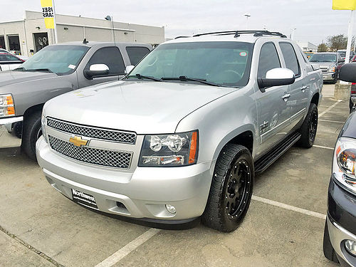 11 CHEVY AVALANCHE LT TEXAS EDITION 363978 713 568-7495 21901