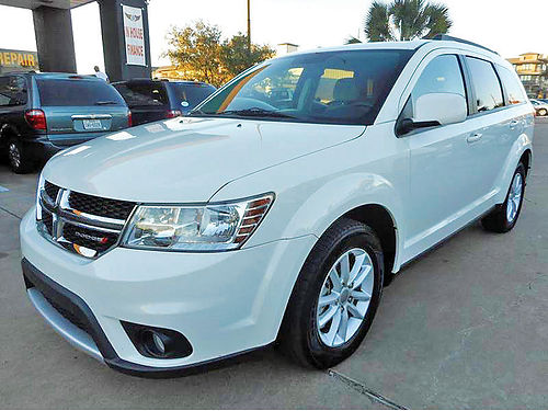 13 DODGE JOURNEY 3RA FILA ALLOYS AUTO CAMARA TRASERA SUPER LIMPIA AWD 832 603-4995 10995