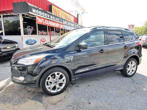 13 FORD ESCAPE SE ALLOYS AUTO 4 PTS AC TELEC CD VAJUST 713 574-5050 995ENG