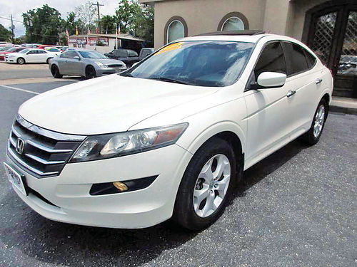 10 HONDA ACCORD CROSSTOUR EXL ALLOYS AUTO SISNAV 4 PTS AC TELEC CD VAJUST 713 574-5050