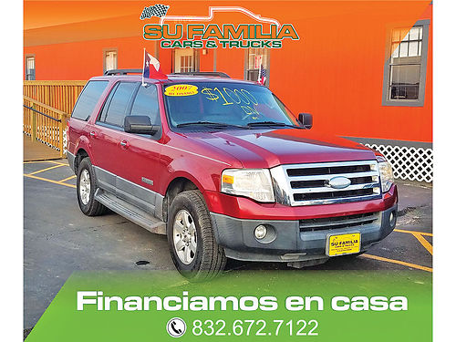 07 FORD EXPEDITION XLT A41687 832 672-7122 999ENG