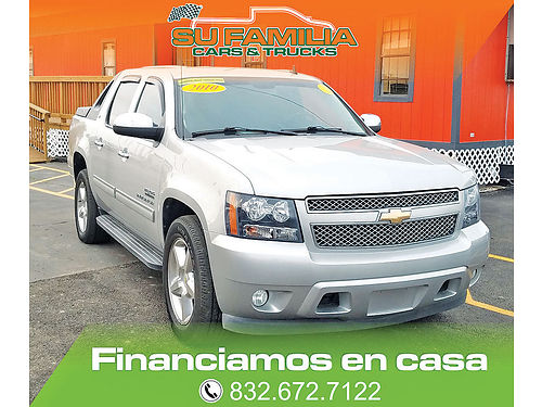 10 CHEVY AVALANCHE 256646 832 672-7122
