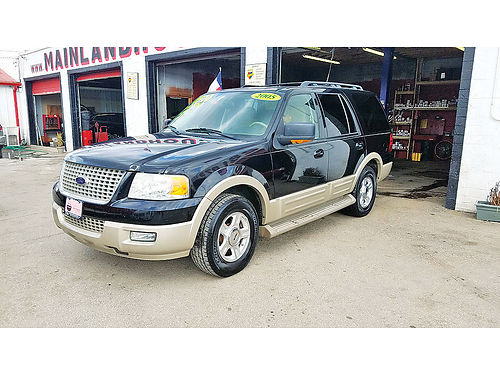 05 FORD EXPEDITION 3RA FILA AC DUAL ALLOYS AUTO PIEL 4PTS 281 397-3024 6495
