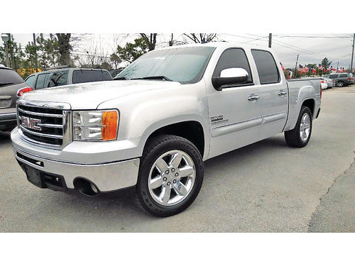 12 GMC SIERRA 1500 TEXAS EDITION ALLOYS AUTO AC TELEC CD VAJUST 713 568-7379