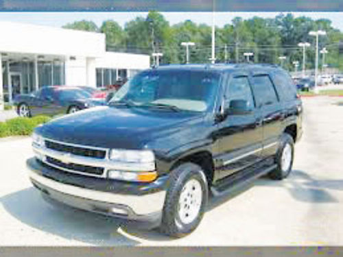 05 CHEVY TAHOE 71561A 855 693-4616 8995
