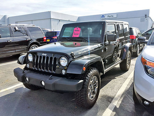 15 JEEP WRANGLER RUBICON  832 280-4663 35996