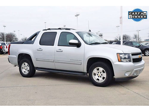 12 CHEVY AVALANCHE 1500 LS AC DUAL ALLOYS AUTO SUPER LIMPIA 4PTS 972 854-5040 2000ENG