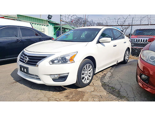 14 NISSAN ALTIMA ALLOYS AUTO BLUETOOTH 214 442-0763
