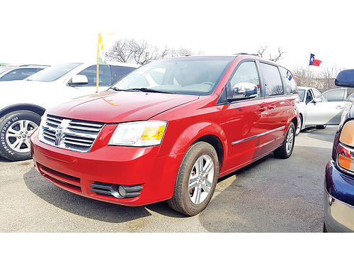 08 DODGE GRAND CARAVAN SXT 3RA FILA AC DUAL ALLOYS AUTO BLUETOOTH SUPER LIMPIA V6 214 442-