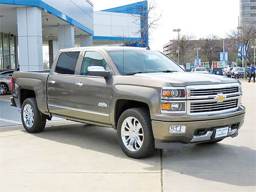 12 CHEVY SILVERADO 1500 HIGH COUNTRY AUTO BLUETOOTH CAMARA TRASERA CUSTOM RIMS LUXURY PACKAGE P