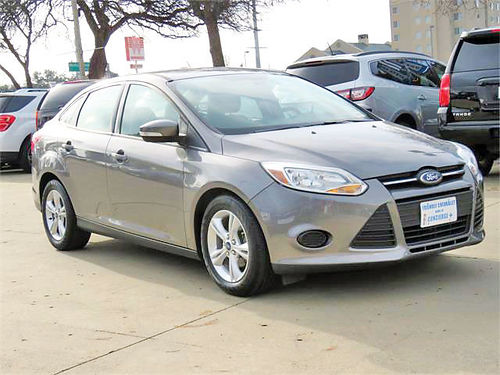 13 FORD FOCUS SE 4 CIL ALLOYS AUTO BLUETOOTH SUPER LIMPIO T378651 214 736-9497 9991