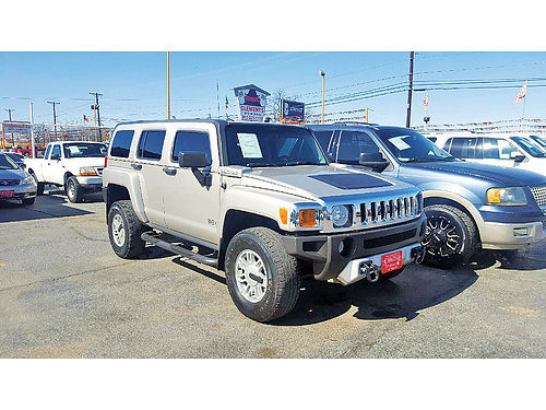 08 HUMMER H3 AC DUAL ALLOYS AUTO SUPER LIMPIA 4PTS 817 522-4075 899ENG