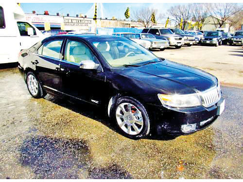 07 LINCOLN MKZ AC DUAL ALLOYS AUTO PIEL 4 PTS 14208C 214 442-0747 3982