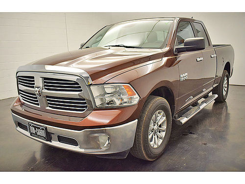 13 DODGE RAM BIG HORN AUTO BLUETOOTH ESTRIBOS 4 PTS AC CRUCERO AMFM CD POLARIZADO 7026